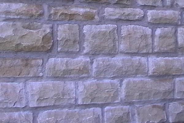 Construcci n colocaci n de elementos sencillos y - Placas imitacion piedra ...